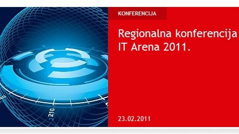 Fotografija članka: IT Arena 2011 – Quo vadis IT?