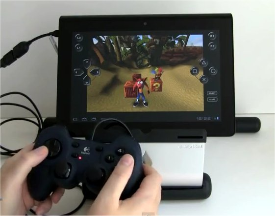 Sony Tablet S spajat će se i na PS3 kontrolere