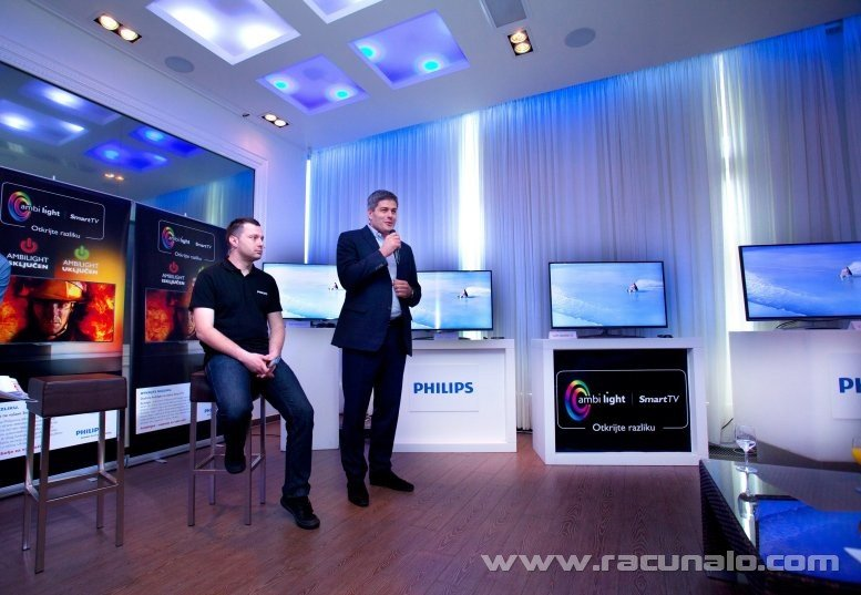 Philips 5000, 6000, 7000 i 8000 i DesignLine 3D Smart LED TV predstavljeni u Zagrebu 02