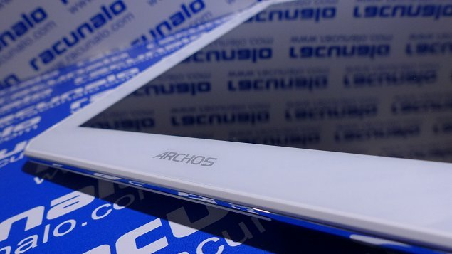 Archos 97b Titanium tablet test