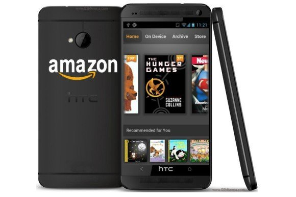 HTC Amazon smartphone