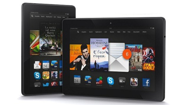 Fotografija članka: Amazon Kindle Fire HDX 8.9, novi tablet sa Snapdragon 805 procesorom?