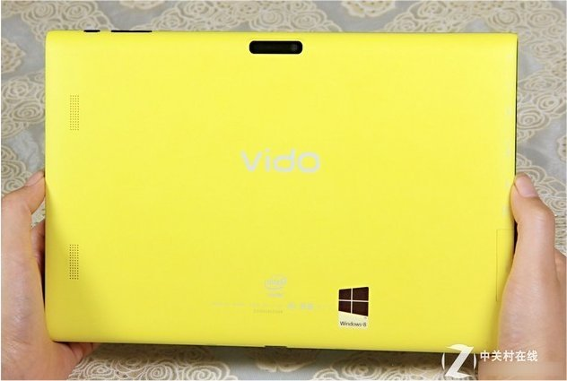 Vido W11C tablet na Windows 8.1 OS-u, nalikuje na Nokijunu Lumiju