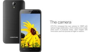 Fotografija Homtom HT3 Pro smartfon i PXN 6603 Bluetooth kontroler na Lightinthebox webshopu 06