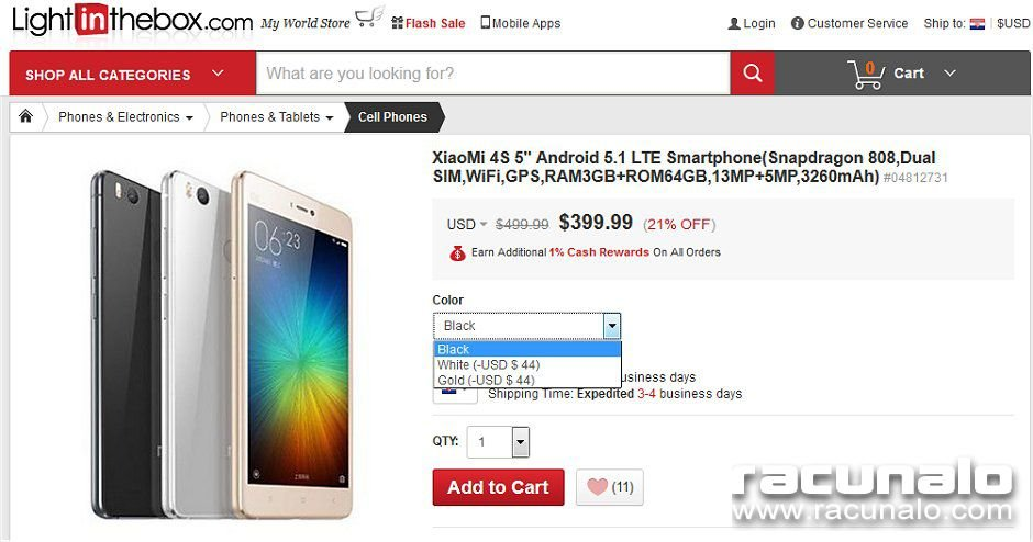 Xiaomi Mi 4s i Xiaomi Mi5 po sniženim cijenama na Lighinthebox webshopu 02