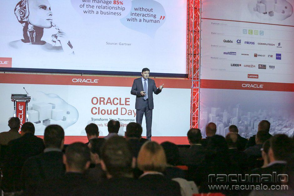 10. Oracle Cloud Day - preoblikujte svoju sutrašnjicu 02